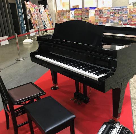 駅 ピアノ 京都 京都駅ビルの「駅ピアノ」再開!京都タワーの目の前で演奏を満喫 ウォーカープラス